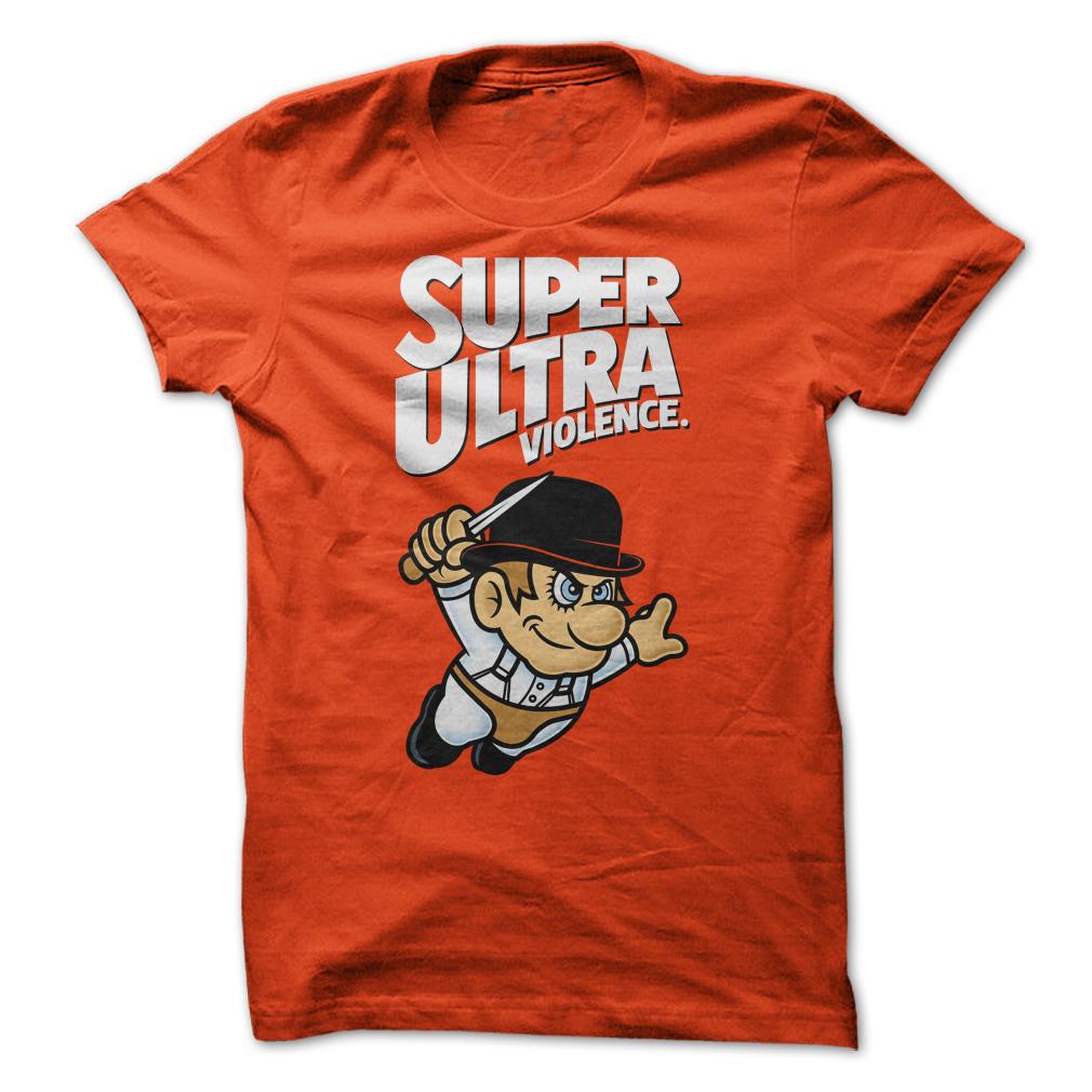 Super Ultra Violence Shirt
